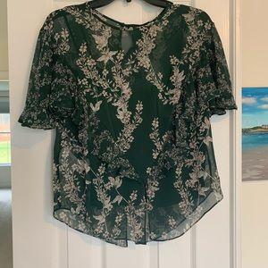 NWT BCBG blouse